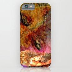 Guitar Girl iPhone 6s Slim Case