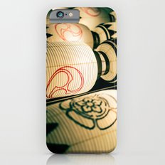 Japanese Festival Laterns in Gion, Kyoto iPhone 6s Slim Case