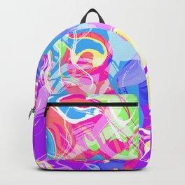 Art Face Backpack