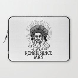OG Renaissance Man Laptop Sleeve
