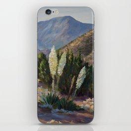 The Sentinels of the California Desert iPhone Skin