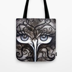 Eyes of Color Tote Bag
