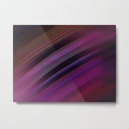 Smooth light Metal Print