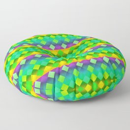 Diamonds Floor Pillow