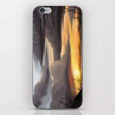 Sunset Sky iPhone & iPod Skin