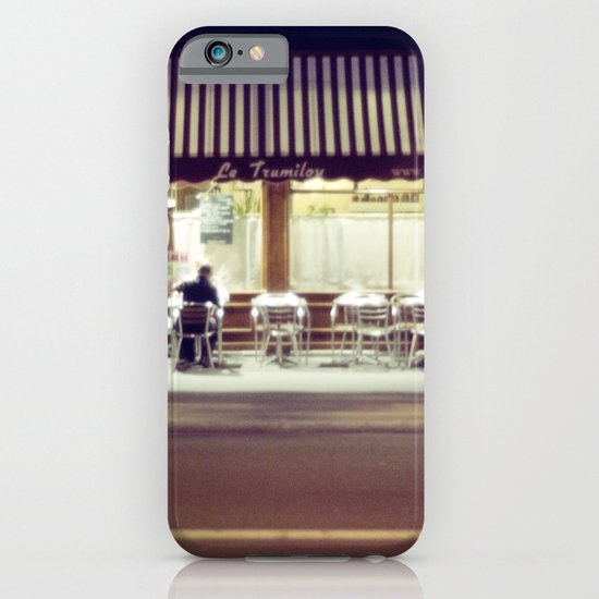 Paris by Night IV iPhone & iPod Case