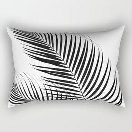 Palm Leaves #1 #minimal #decor #art #society6 Rectangular Pillow