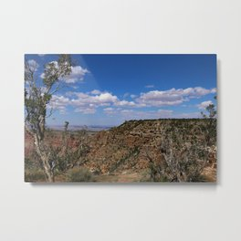 Grand Canyon View From Navajo Point Metal Print