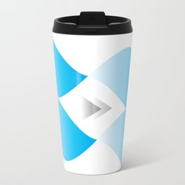 Forward Metal Travel Mug
