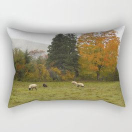 Pastoral Bliss Rectangular Pillow