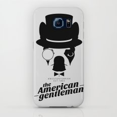 Boston Terrier: The American Gentleman. Galaxy S6 Slim Case
