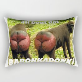 BADONKADONK Rectangular Pillow