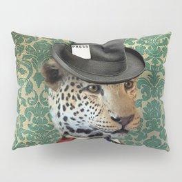 Jasper, Gentleman of the Press Pillow Sham