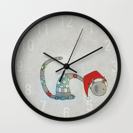 Advent Calendar - Day 22 Wall Clock
