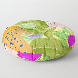 Communication Floor Pillow
