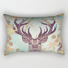 THE FRIENDLY STAG Rectangular Pillow