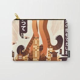 Run! IMOTO! Carry-All Pouch
