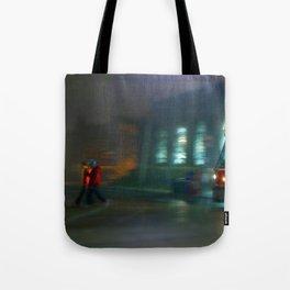 Follow Me Home Tote Bag