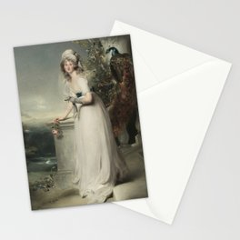 "Thomas Lawrence ""Portrait of Catherine Grey, Lady Manners"" Stationery Cards"