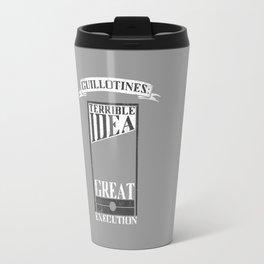 Guillotines Travel Mug