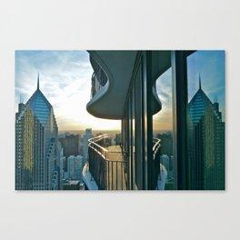 Chicago, 2012 Canvas Print