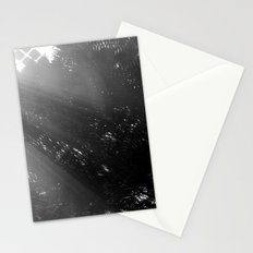 Comfortable glow Stationery Cards