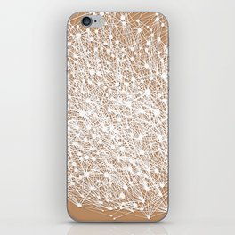 Here & There iPhone Skin