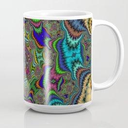Fractal Abstract 80 Coffee Mug