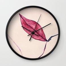 tension Wall Clock