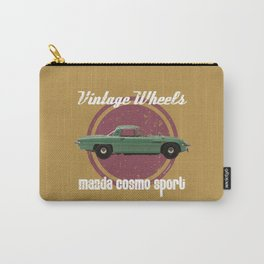 Vintage Wheels: Mazda Cosmo Sport Carry-All Pouch