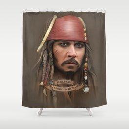 Yo Ho, yo Ho! #3 Shower Curtain
