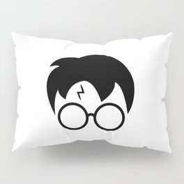 Potter Lighting Bolt Pillow Sham