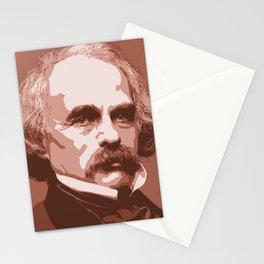 Nathaniel Hawthorne Stationery Cards