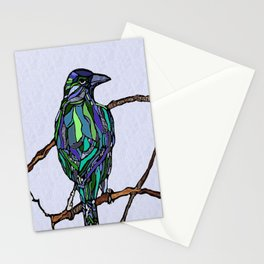 fowl play Stationery Cards