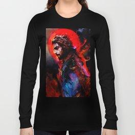 samurai Long Sleeve T-shirt