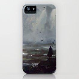 Ashfall iPhone Case