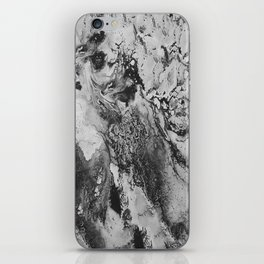White: Paint iPhone Skin