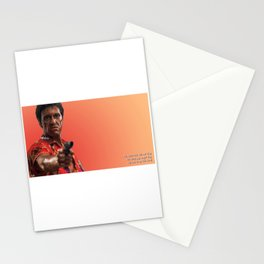 Say Hello to my Little Friend Stationery Cards