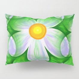 Seamless Repeating Tiling Pillow Sham