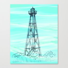 Sanibel Lighthouse Canvas Print