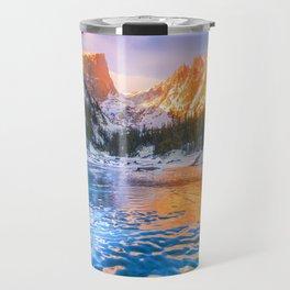 Dream Lake Travel Mug
