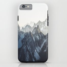 Mountain Mood iPhone Case