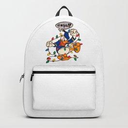 Christmas DonaldDuck Backpack