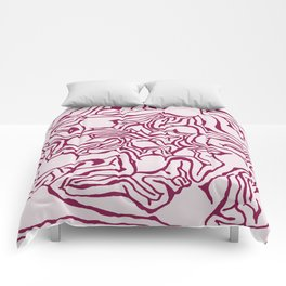 Cabbage Core Comforters