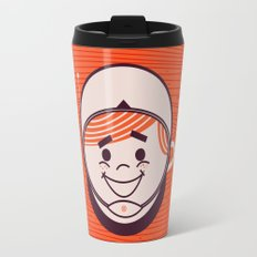 Retro Space Guy Travel Mug