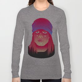 Neon Indian Long Sleeve T-shirt
