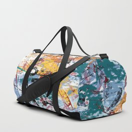 Augmented Ghosts  Duffle Bag