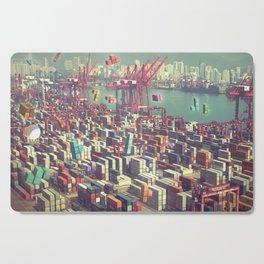 Pier Tetris Cutting Board