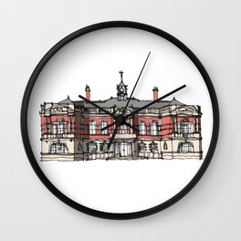Battersea Arts Center London Wall Clock