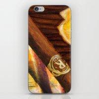 cuba iPhone & iPod Skins featuring cuba by Luigi Mancini